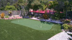 golf artificial grass