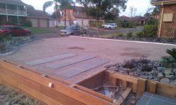 under construction garden