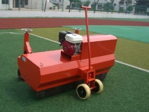 Motorised Brush for maintenance