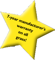 7-year warranty logo