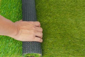 Install Synthetic Turf